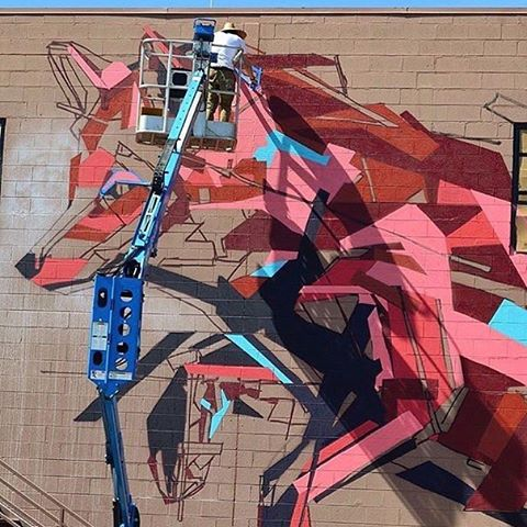 Confirmed artist for @powwowworcester, Arlin (@arlin_graff) • Can't wait for the festival to start tomorrow!!!! • SprATX is stoked to sponsor along side: @powwowworldwide @1xrun @monsterenergy @actionwoo @worcesterwares @worcestermagazine...