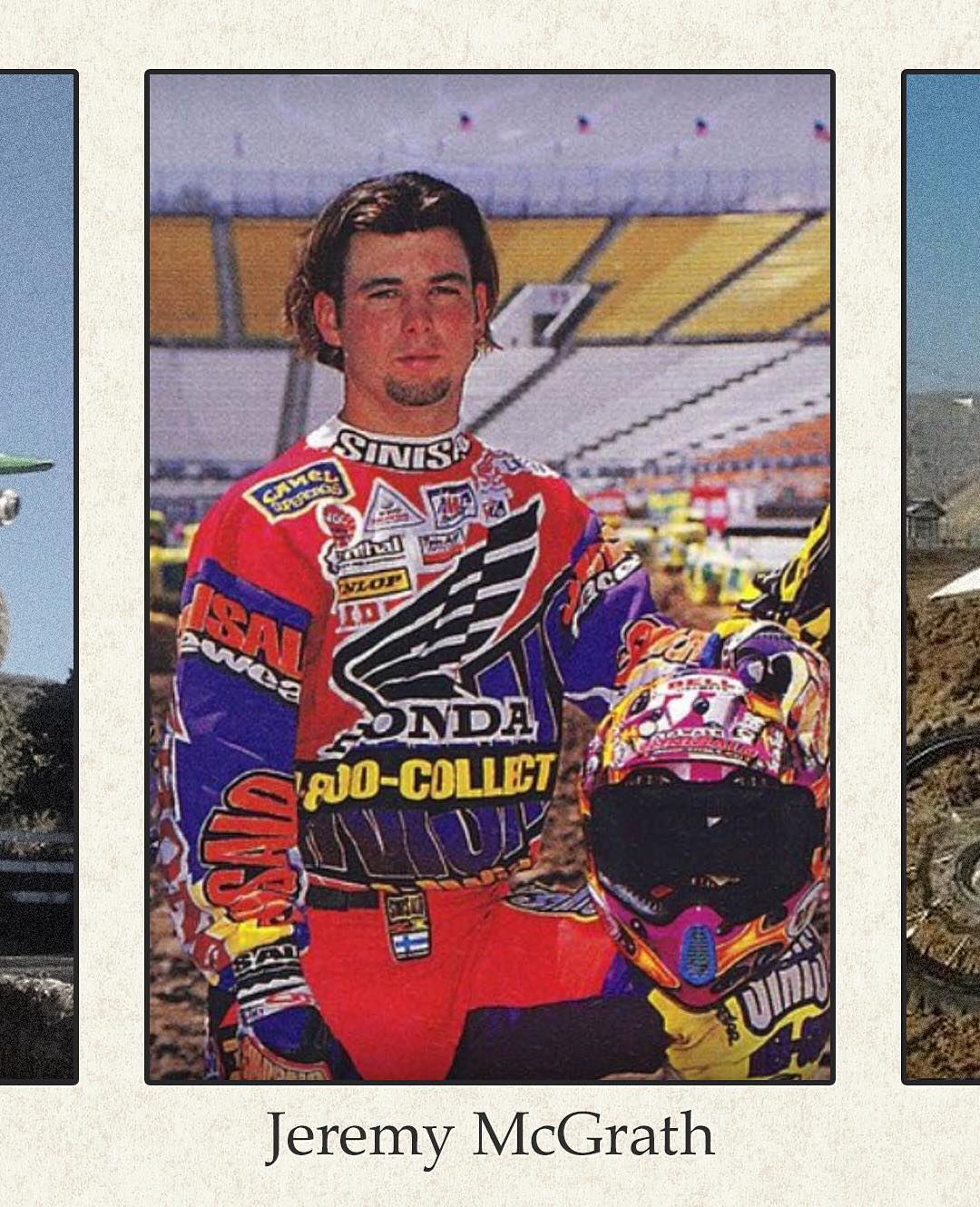Voted Most Likely to ____________. @jeremymcgrath2 #tbt . . GIVEAWAY: For the entire month of September we want to see your (or your friends) most epic throwback pictures! Every #tbt SPY will repost the winning photo and giveaway one of our brand new...