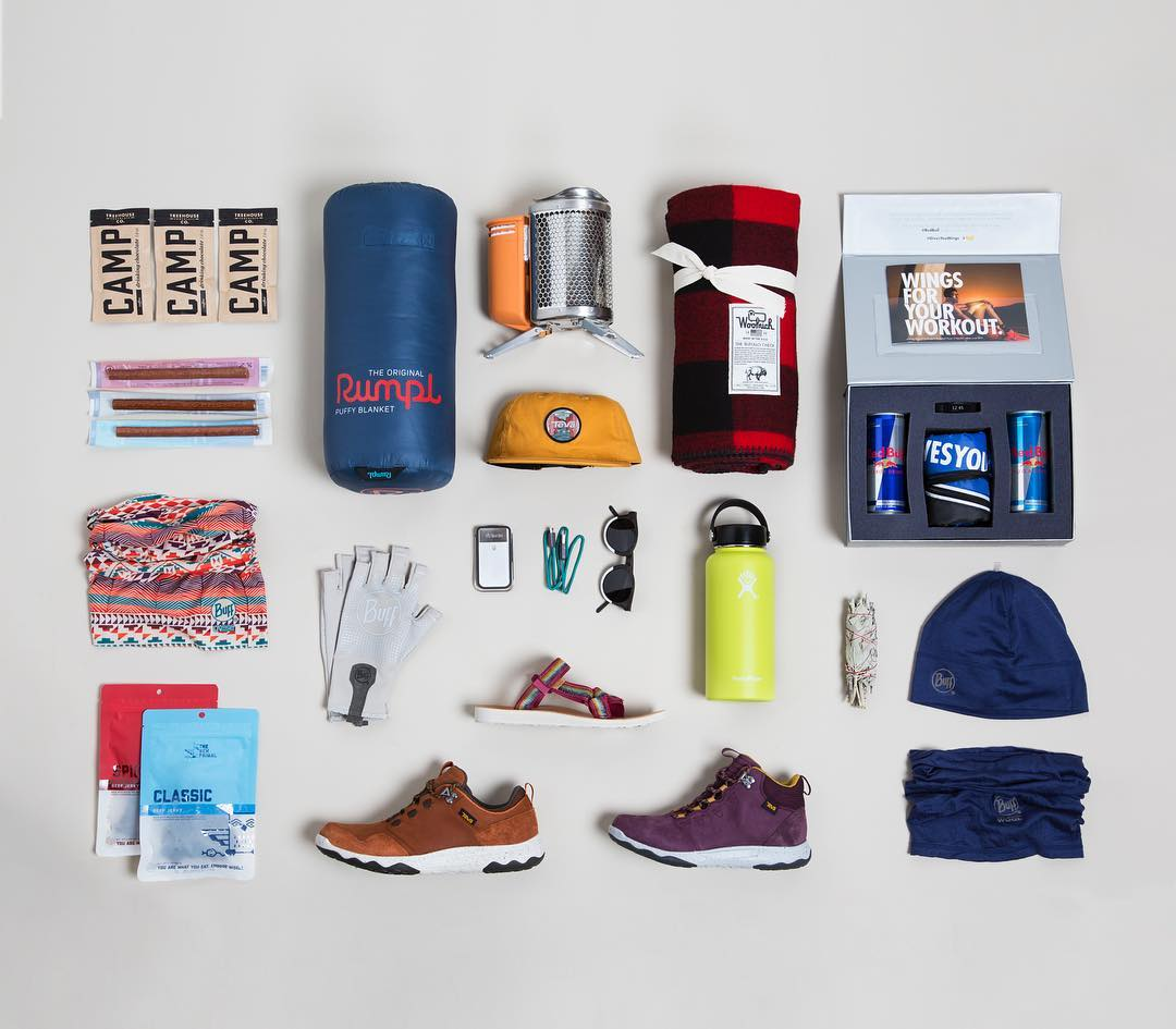 What's better than camp season? The epic grand prize of our Camp Season Sweeps: a $500 shopping spree to Teva.com, $5,000 in Visa cash cards towards your next adventure & great gear for the trip from rad brands including @hydroflask, @woolrichinc,...
