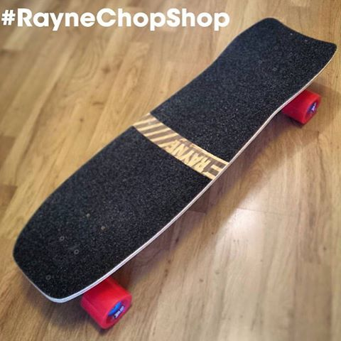 join the #raynechopshop contest now by clicking the link in our bio! Thank you @alvarobajo