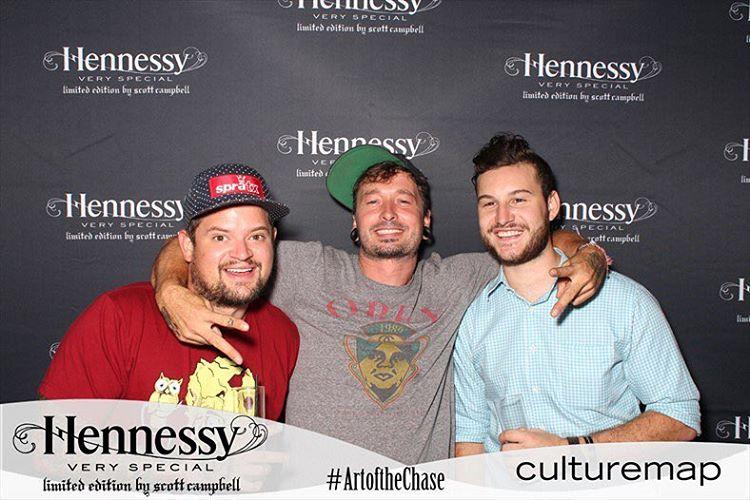 The ridiculous crew.. @hennessyus VIP party. • • #ATX #Austintx #tx #spratx #hennessy #veryspecial #goobs #goodnight  #culturemap #artofthechase