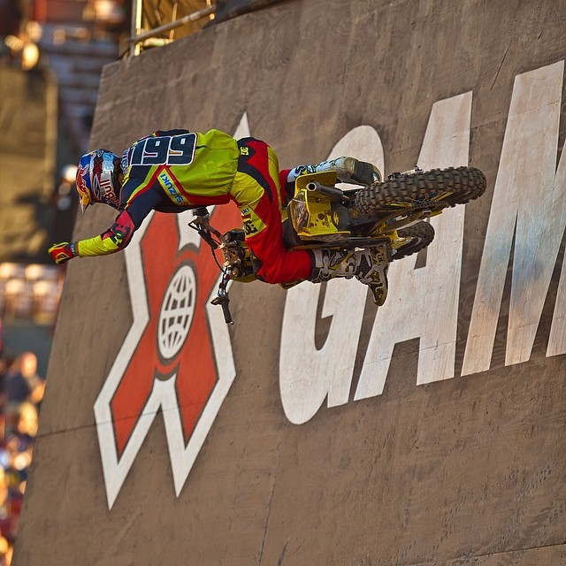 "Many ""firsts"" have gone down at X Games over the years. We picked out 20 of them. Which was the best? Head to Xgames.com to decide. #20Years20Firsts"