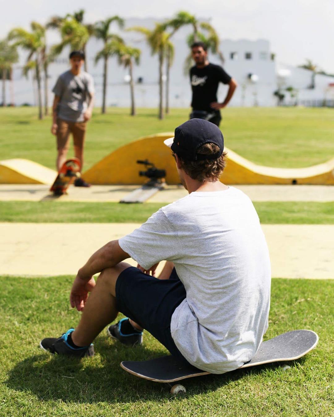 Sunny Skate Days