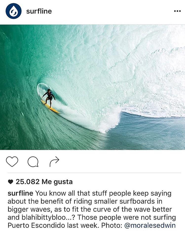 Luchito en la @surfline  @hermanos_sangachi