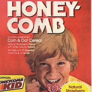 We are lucky to have @bruce_boyle8 as a waterman for all our adaptive surf camps, little know fact about Bruce, he was a childhood model for the @fordmodels agency and this is him on the box of the original Strawberry Honeycombs #malemodel #waterman...