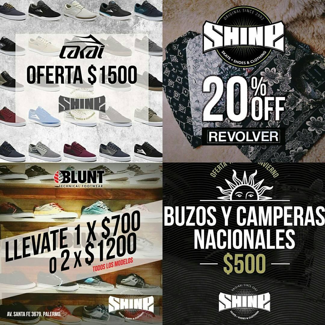 #OFERTAS o #12cuotasSinInterés en #galeriaplazaitalia #liquidacionporcrisis #macrigato #ropaRevolver #BluntFootwear #lakaiargentina