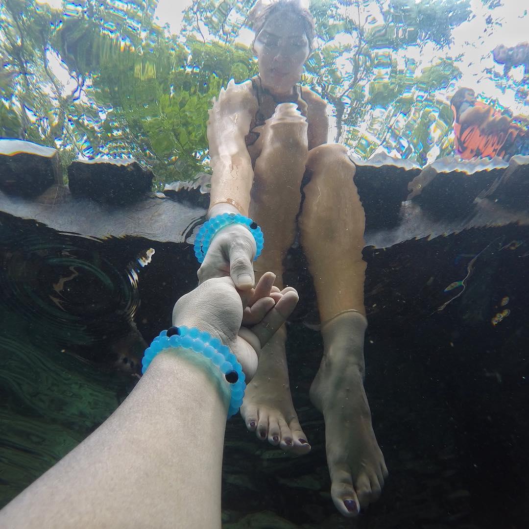 True bliss lies beneath the surface #livelokai