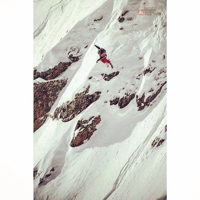 TBT to the #FWT14 stop in Kappl Austria.  @peltski has one of the most stylish shifties in the game. We can't wait to see what Conor can do with a full year on the tour under his belt // #plantyoursoul #tahoemassive  @fischersports @smithoptics...