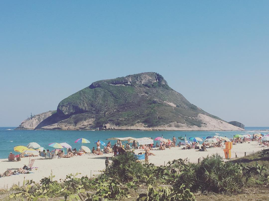 Praia do Recreio #recreiorj #errejota