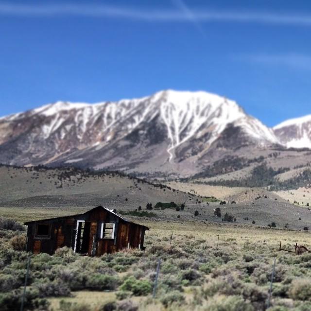 So many possibilities. #lovingit #HWY395 #eastside #Sierras #spring #skiing