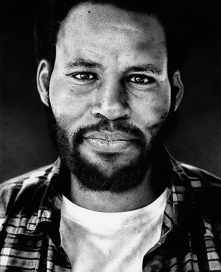 For the past 5 months @paulkobriger has been working on this ball point pen illustration of Ray Barbee (@r.barbee) originally inspired by a portrait photo taken by Arto Saari (@artofoto), to say the least this drawing is absolutely astonishing! >>>...
