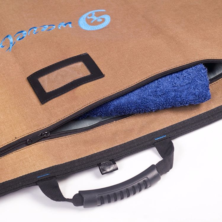Nothing better for your #surfboard #hemp #boardbag #eco #awesome