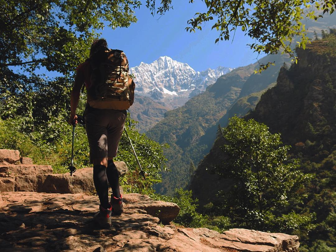 Today's #MountainCrushMonday features mountaineer Bridget Schletty as she treks deep into the Khumbu region of Nepal with the Vertical Nepal team. Last year, #VerticalNepal helped us collect snow & ice samples for our #ASCSnowandIce project, which is...