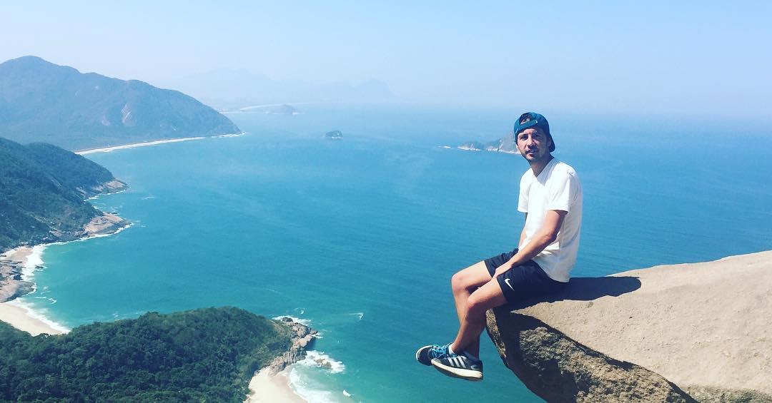 Pedra do Telégrafo #errejota #Rio2016