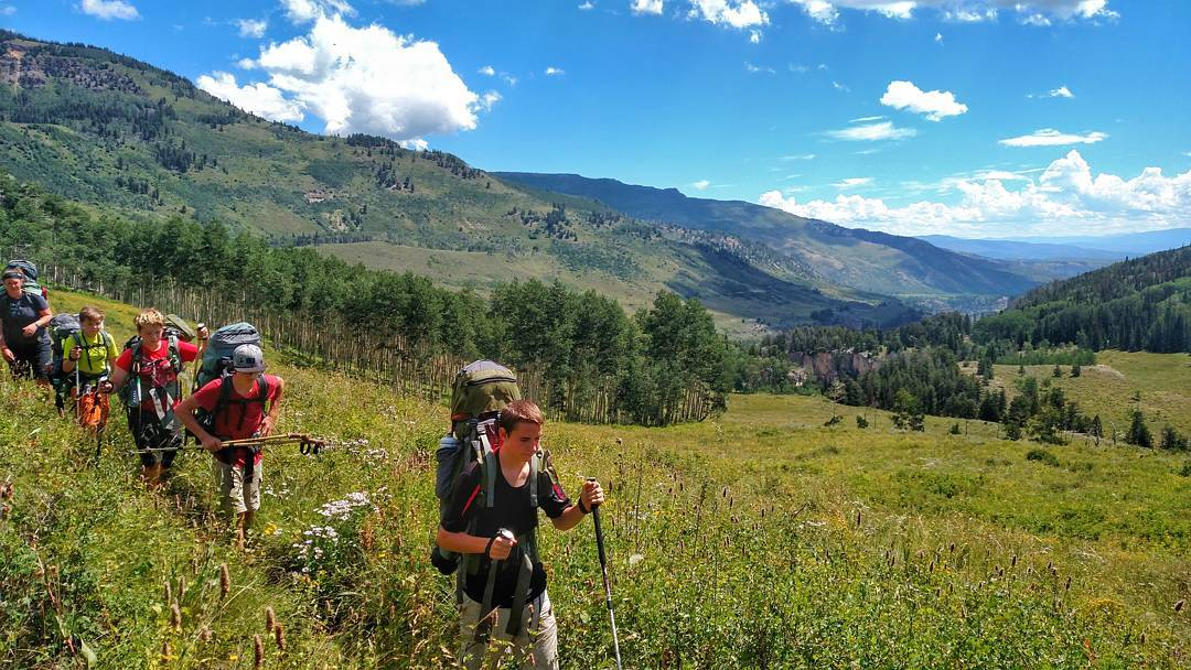 This #summer was our #Durango sites first #backpacking trip! Year-round #adventure programs create more opportunities for youth on and off the #mountains