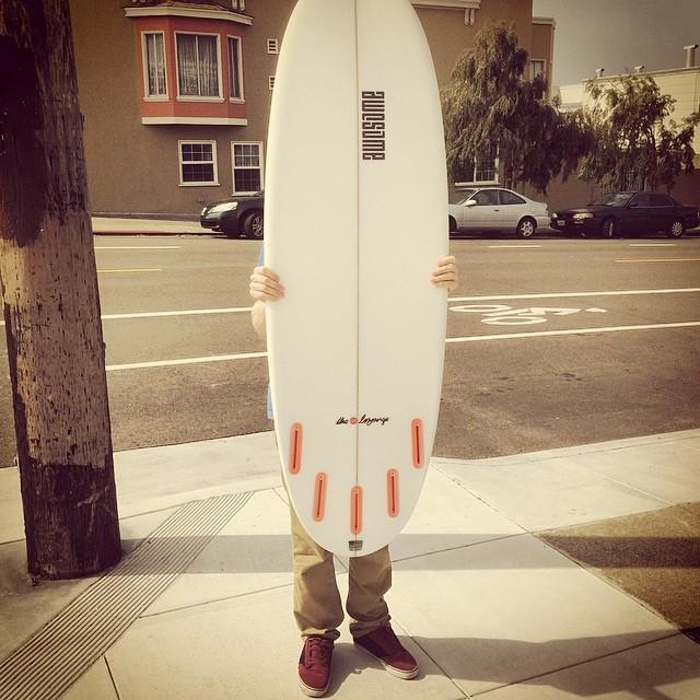 hi ! #awesome#awesomesurfboards#lozenge#sled#surfboard#madeincalifornia