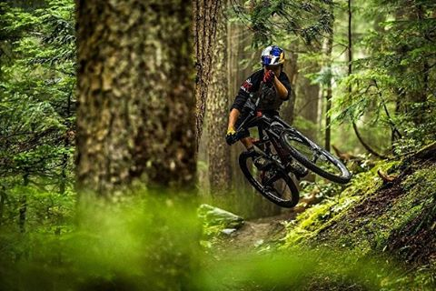 Episode 5 of Bruni & Vergier Against the World is out now! Catch a behind the scenes look with @finniles in Whistler as he shreds his local trails as well as all the action from Mont Sainte Anne where Loic Bruni made his long awaited comeback from...