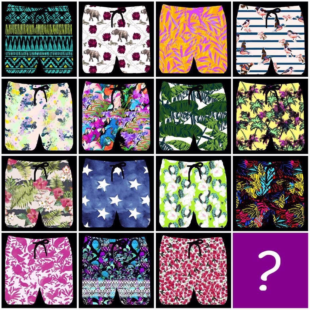 << Y vos, ¿con cuál te quedas? >> ¡Likea en Facebook el estampado que más te guste para la temporada de verano 2017!  Entra a Facebook/bullriderargentina y elegí vos la temporada! --------------------- #ss #summer #swimsuit  #prints #newcollection