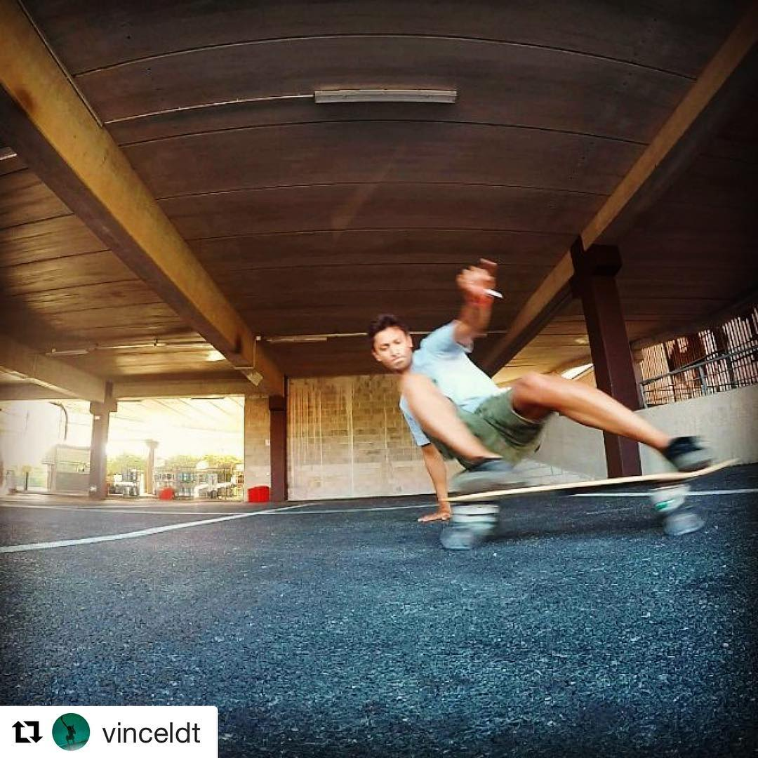 #Repost @vinceldt with @repostapp ・・・ Quick turns ⚡⚡