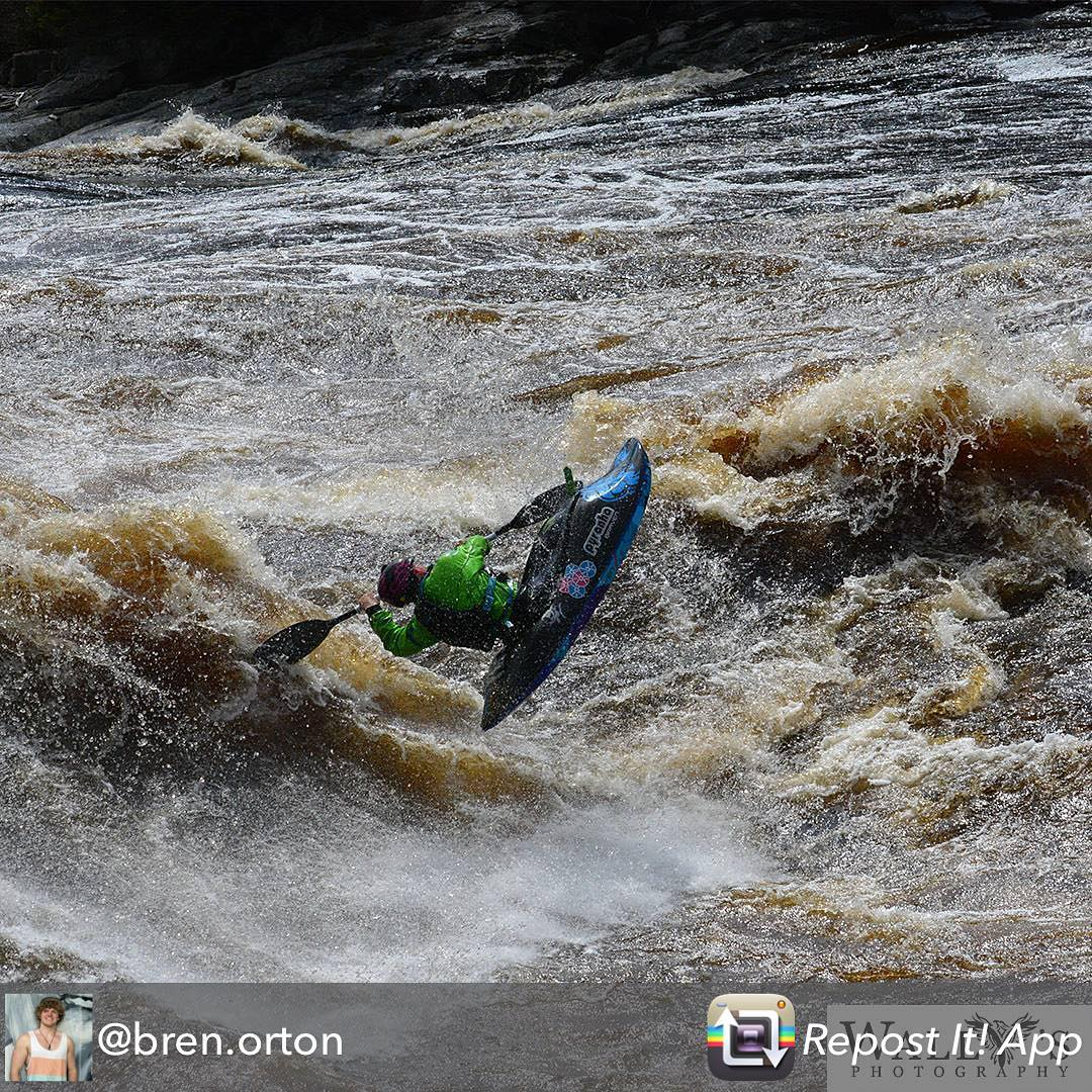 Sky's the limit for Mr. Orton  Repost from @bren.orton using @RepostRegramApp - Stakeout edit is uploading right now! Should be live in the next hour! :) @palmequipment @wernerpaddles\n@dewerstone @shred_ready_helmets @pyranhauk