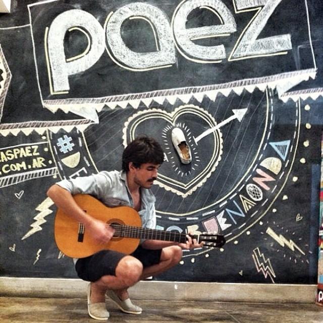 Pisando forte no Brasil!! Memories  of our first event na Cidade Maravilhosa @paezbrasil #paez