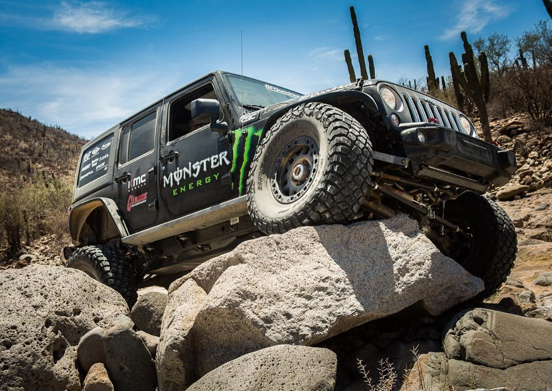 #TrailofMissions • 12 Ford Raptors • 5 Jeep Wranglers • 1 Toyota Tundra • 2,200 miles  It's goin' down this Sun., Sept. 4 on ABC!