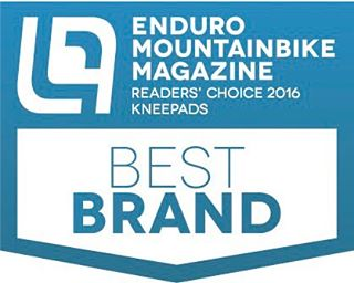 We are STOKED!!! Thanks to the readers at @enduromag . #SixSixOne has again been voted best kneepad brand for 2016! Check out the full vote results over at enduro-mtb.com.... Cheers guys! #661Protection #RageKnee #EvoKnee #ReconKnee #Kneepads #Enduro...