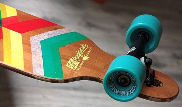 Brettladen Skateshop in Dresden has the Pioneer in stock and ready to ride! @brettlladen #longboards #skateforever #cruiserboard