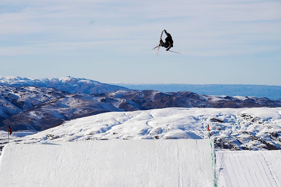 @jossiwells returned to his home mountain of @cardronanz to host his very own competition. Check out the full recap video in our profile.