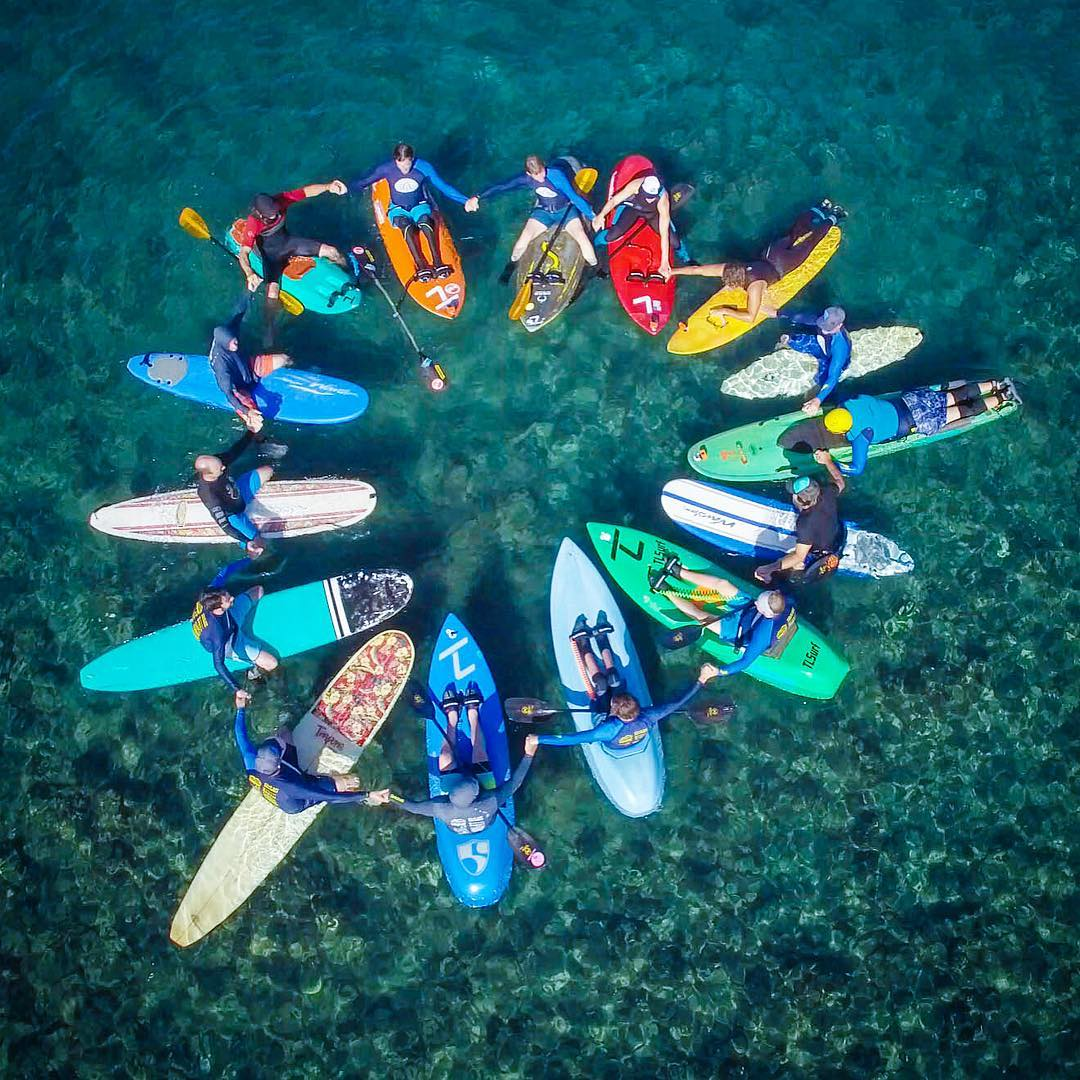 For the past 5 years, the @hi5sfoundation has hosted an adaptive surf camp to introduce individuals who have sustained life-altering injuries to the bliss of surfing ocean waves.  This past year, the foundation brought 11 athletes to the island of...