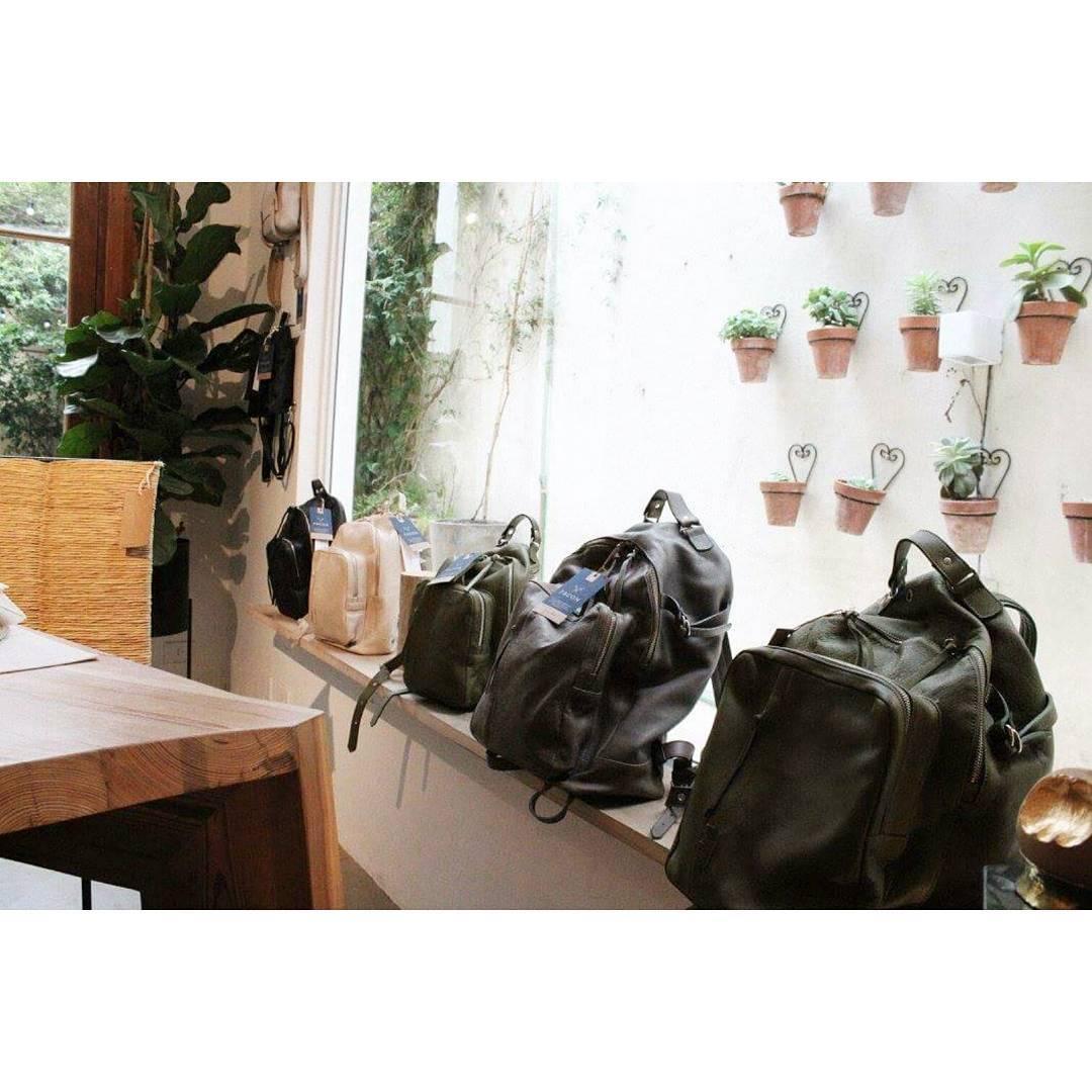 Un poco más de @faconargentina / nueva casa de nuestras mochilas.