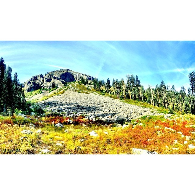 'Granite Chief Wilderness ~ 05.10.14' Add this one to your spring to-do list: Powderhorn Trail. #tahoemade #thisistahoe #granitechief