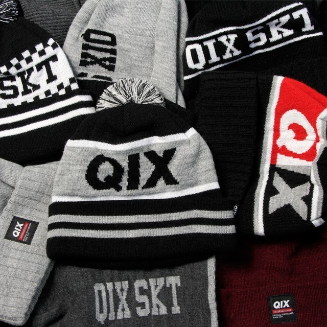 E aí, já garantiu aquela touca style da #qix? Toucas QIX - LOJAQIX.COM.BR #qix #streetwear #qixskate