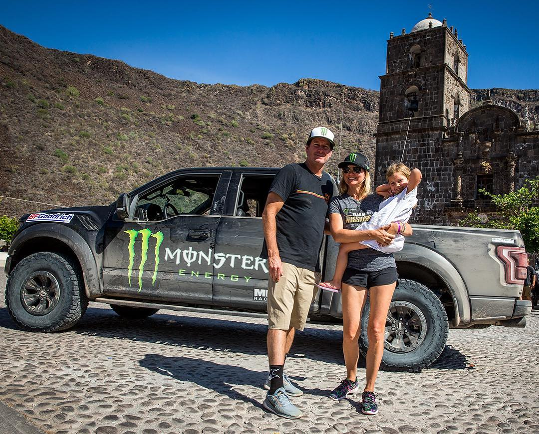 @DesertAssassins • San Clemente, Calif. • 48 years old • Baja 1000 champion  He will star in our World of ❌ Games #TrailofMissions Show this Sunday on ABC!