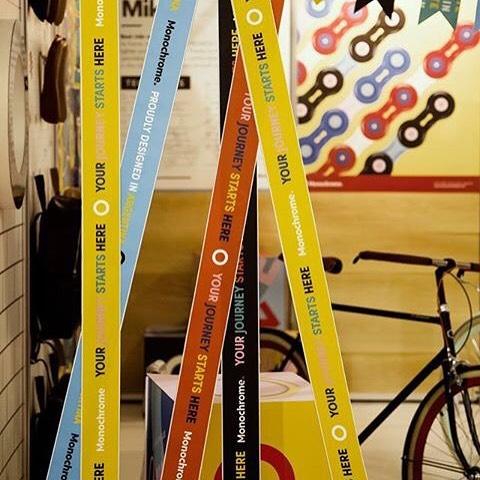 Monochrome bikes stand!!! Eurobike 2016!!! #ilovemymonochrome #monochromeworldwide #monochromebikes #eurobike2016