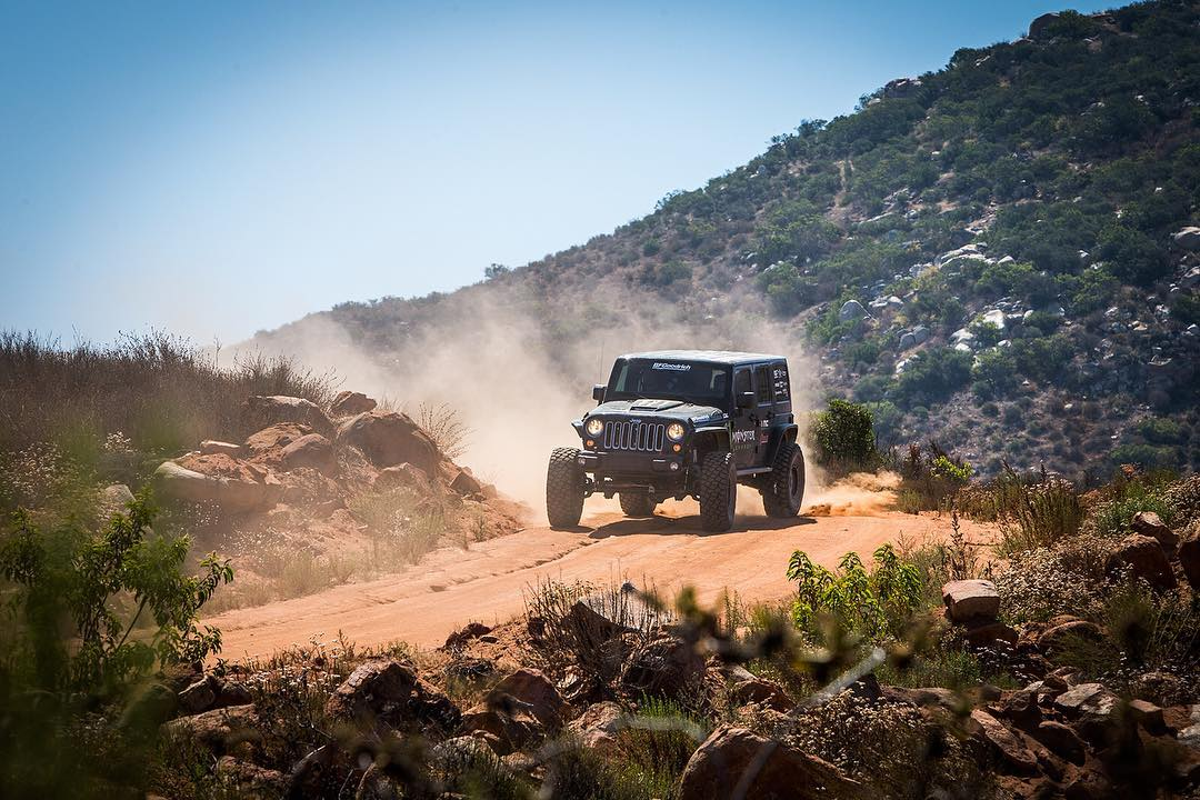 No pavement necessary. #TrailofMissions