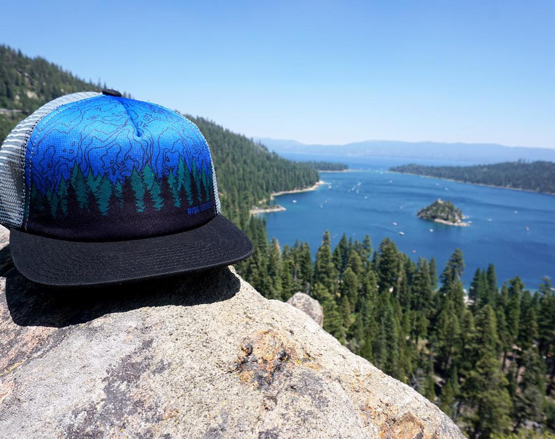 Emerald bay is a gem. Today we welcome Obama to the Tahoe Basin to speak regarding the state of Lake Tahoe and preserving it. Hope he brings proper funding to the area to continue keeping it as a gem. Interested to see what he has to say....