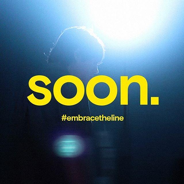 Soon. #sismo #embracetheline