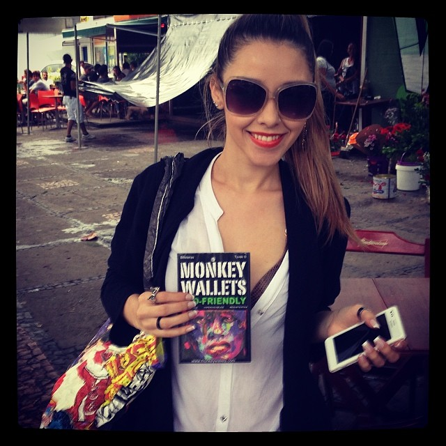 #monkeywallets #brasil  #tyvek #somostodosmacacos @monkeywallets