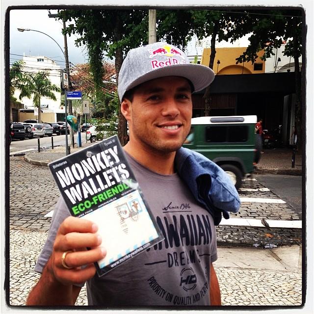 #minerinho #surf #brasil #champion @monkeywallets