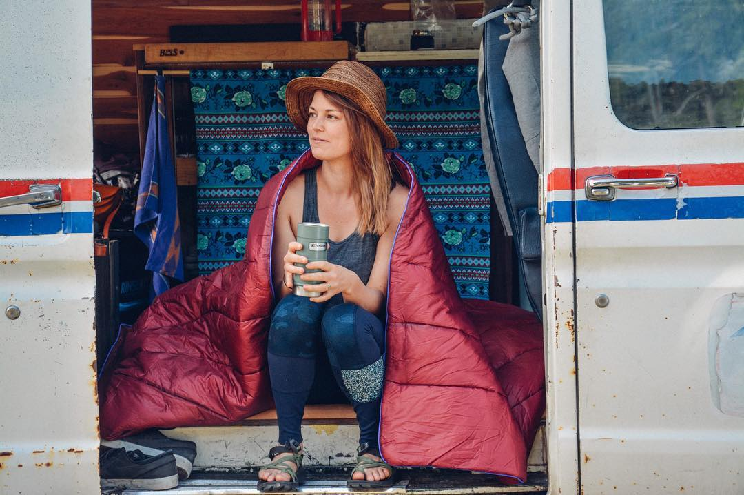 Hear about @alifeonland, a converted mail van in the first ever @tinyhousetinyfootprint podcast. Link in bio!