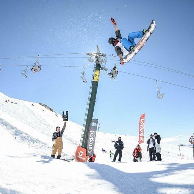 Desde #Bariloche Back 720 teil grab x @keepjero #stonearmy #ttt