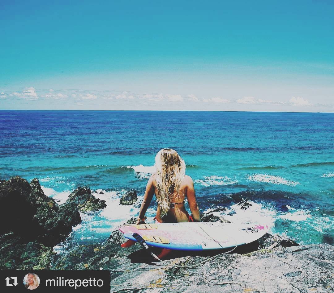 Our Girl #Repost @milirepetto ・・・ Chilling