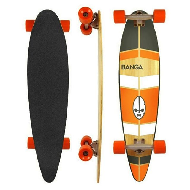 Nuevos longboards Pintail BANGA 2017 ! #clasico . . . . . . #skate #skategirl #skating #longboard #longboardgirl #bodyboard #surf #surfgirl #surfing #urban #street #streetstyle #blanco #bamboo #white #argentina #brasil #chile #peru #venezuela #rad...