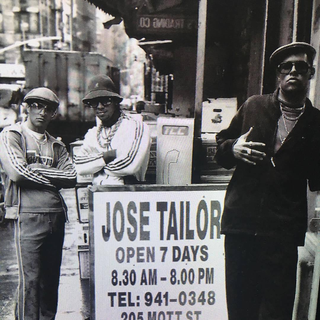 #tbt Open 7 Days #kangol  via @jamelshabazz