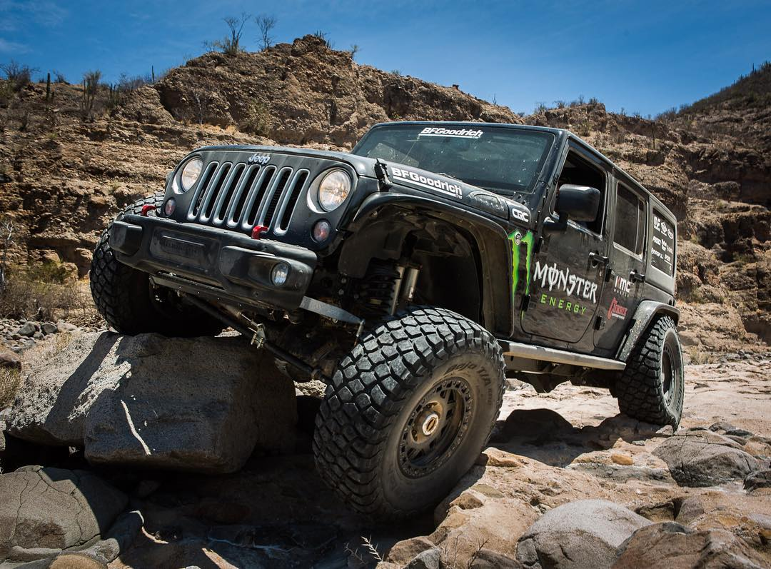 #TBT – @CaseyCurrie, @DesertAssassins and crew experienced an epic off-road adventure from California to Mexico in June.  Our World of ❌ Games #TrailofMissions Show will air this Sunday at 3 pm ET/2 pm PT on ABC! (