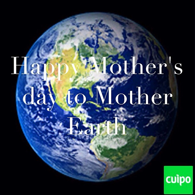 Happy Mother's day to all the amazing moms out there today. #earth #cuipo #saverainforest #productsthatmakemomshappy