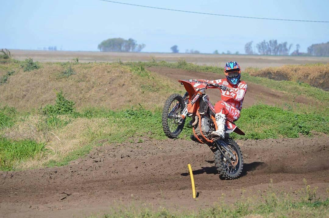 @joaquinpoli199  #mx #motocross #LiveForIt #foxheadargentina