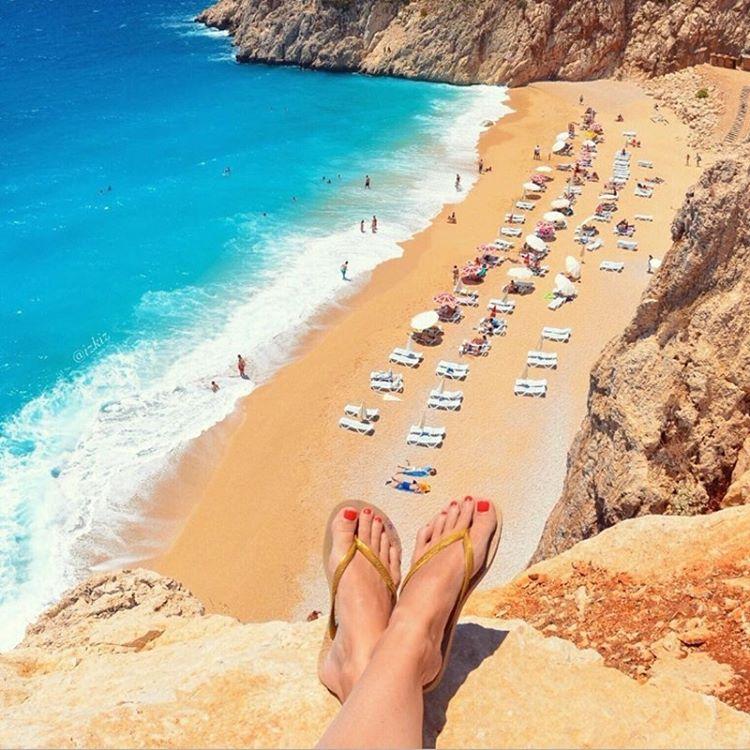 #TôDeHavaianas #HavaianasMoment #VoyConHavaianas #beach @izkiz