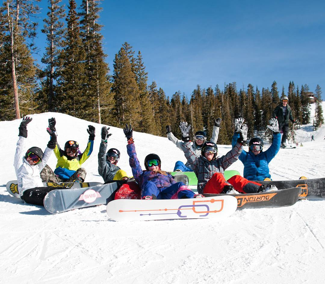 #TBT to #shred days @keystone_resort ! If your in Summit County #Colorado and want to change the lives of youth through snowsports DM us